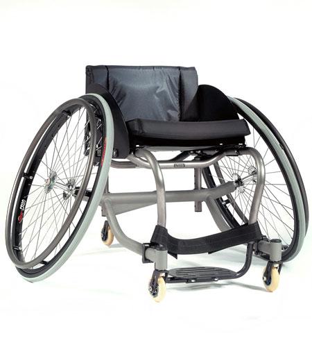 Silla de ruedas de tenis - Deportes en silla de ruedas ...